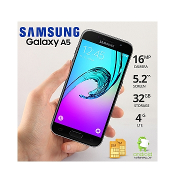 Samsung Galaxy A5 - 32 GB, 4G,LTE