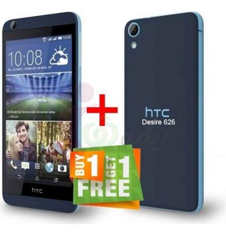 "BUY 1 GET 1 FREE! HTC 626, 5"" LCD, 8GB STORAGE + 1GB RAM [C.O.R]"
