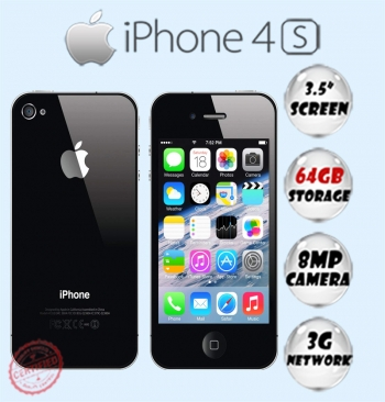 Apple IPhone 4s 64GB With FaceTime [V.O.R]