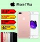 Apple iPhone 7 PLUS 128GB, 4G LTE - IP67 Dust & Water Resistant [V.O.R]