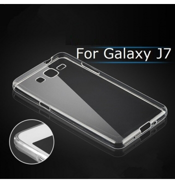 Samsung Galaxy Note 5 Ultra Thin Clear Transparent Flexible Silicone Case Back Cover
