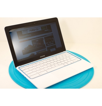 HP Chromebook White Laptop