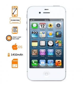 Apple IPhone 4s 16GB With FaceTime [V.O.R]