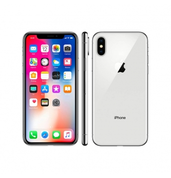Apple iPhone X 256gb, 4G LTE [with Facetime]