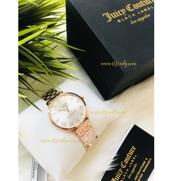Juicy Couture Elegant Casual Watch For Women