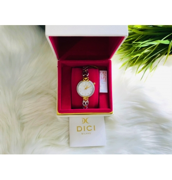 DICI Milano Luxury Elegant Two-Tone Watch