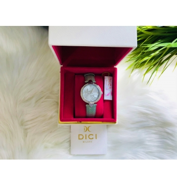 DICI Milano Luxury Genuine Leather Watch