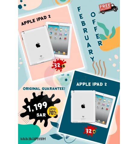 Apple iPad 2 32GB + Apple iPad 2 32GB