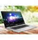 "ASUS Laptop 14.0"" HD 180° NanoEdge Display, Intel Dual Core Celeron, Chrome OS- C423NA-DH02 Silver"