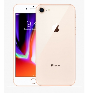 Apple iPhone 8 64GB, 4G LTE - IP67 Dust & Water Resistant