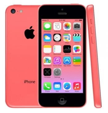 Apple iPhone 5c with FaceTime - 16GB, 4G LTE