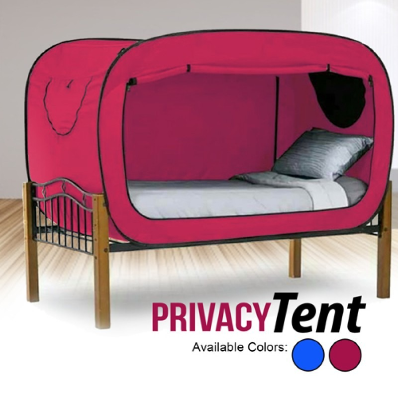 The perfect place for studying without being bothered or bothering anyone else - Ensuring you have privacy from prying eyes  sc 1 st  iWady.com & Privacy Pop Bed Tent [Single Size] - iWady.com