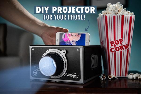 Diy Smartphone Projector Iwady Com